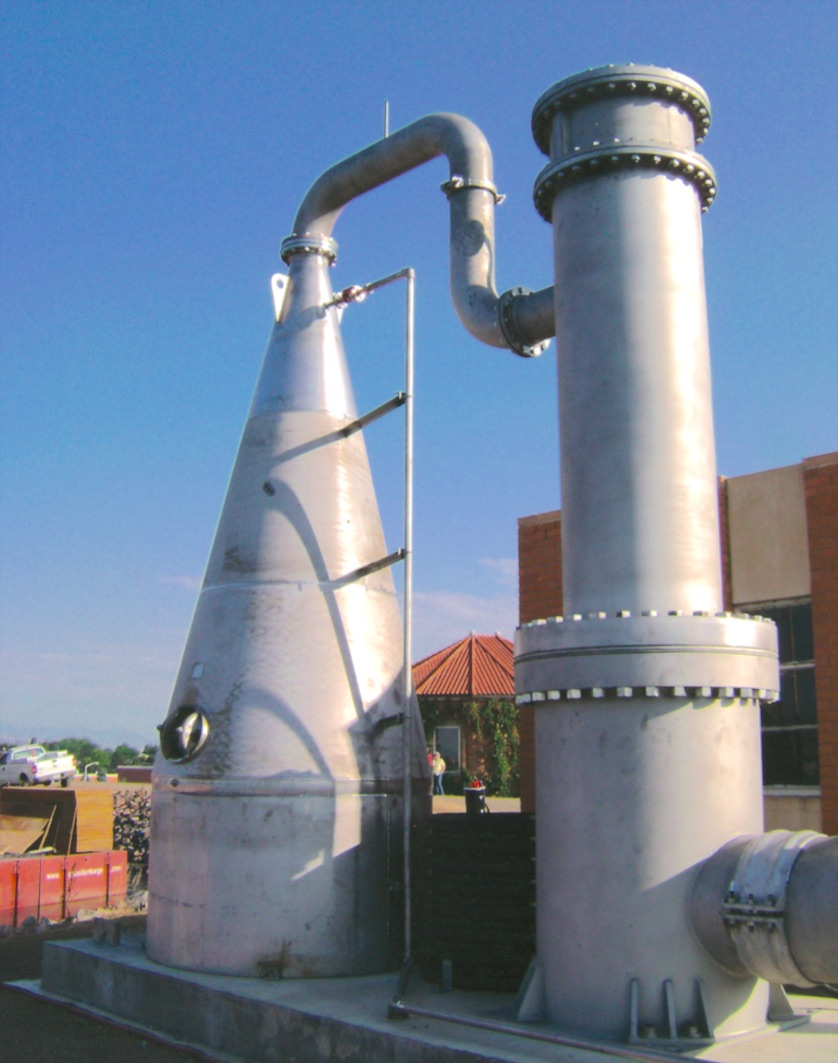 Environmental science engineering magazine new system for Eco friendly water systems for homes